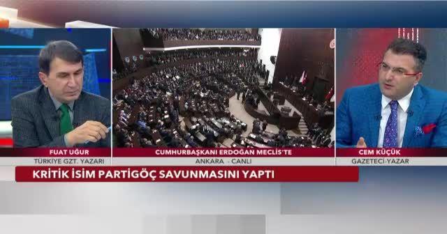 Cem Küçük: Mehmet Partigöç'ün FETÖ'cü olduğundan şüphe yok