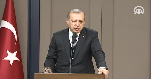 Erdoğan: DEAŞ ile mücadeleyi en üst düzeyde veren biziz