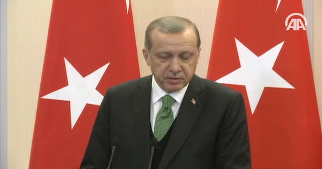 Erdoğan: Suriye'deki kriz başta olmak üzere bölgesel krizleri ele aldık