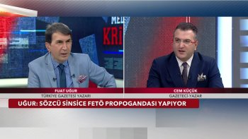 Fuat Uğur: Sözcü gazetesi sinsice FETÖ propagandası yapıyor