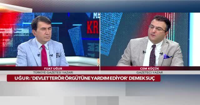 'Berberoğlu'na verilen 25 yıl ceza doğrudur'
