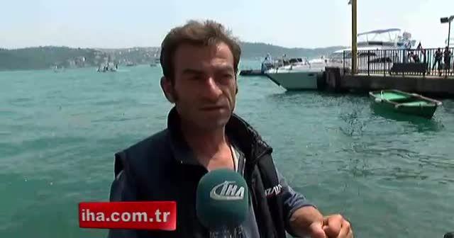 Beşiktaş kutlamalarında talihsiz kaza