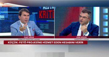 Cem Küçük: 'Erdoğan, Lahey'de yargılanacaktır' diyen herkes tutuklanacaktır!