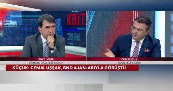 Cem Küçük: FETÖ, devletin tüm ajanlarını deşifre etti!