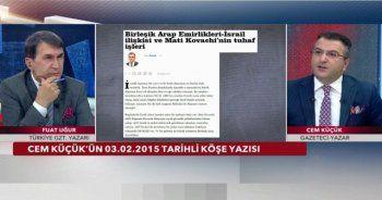 Cem Küçük: Ortak hedefleri Tayyip Erdoğan ve AK Parti'ydi