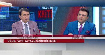 Fatih Altaylı kuyruklu yalanı için özür dilemeli!