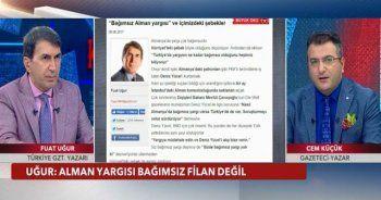Fuat Uğur: Hürriyet yazarı Deniz Yücel'in hamisi kesilmiş!