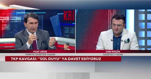 Fuat Uğur: KP'liler TKP'nin yönetimini ele geçirmişti!