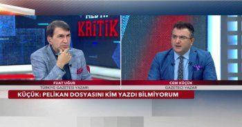 Fuat Uğur: MKYK teşkilatlanma yetkisini Davutoğlu'ndan aldı