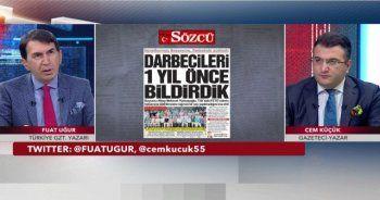 Sözcü, FETÖ'cü gazeteden aldığı muhabirle çarpıtma haberler yapıyor!