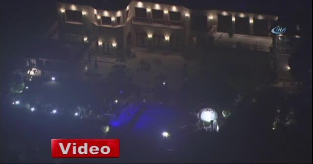 Kaliforniya Üniversitesi'nde bomba alarmı