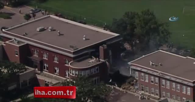 ABD'de okulda patlama: 1 ölü