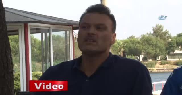 Alpay Özalan: 'Samaras, Pazartesi Samsun'da olacak'