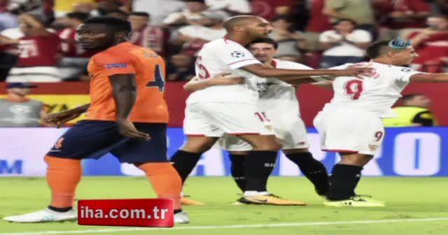 Başakşehir, UEFA Şampiyonlar Ligi'ne veda etti
