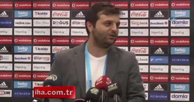 Candaş Tolga Işık'tan Antalyaspor başkanına tepki
