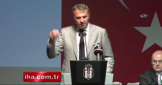 Fikret Orman: Beşiktaş'a karşı büyük bir kıskançlık var