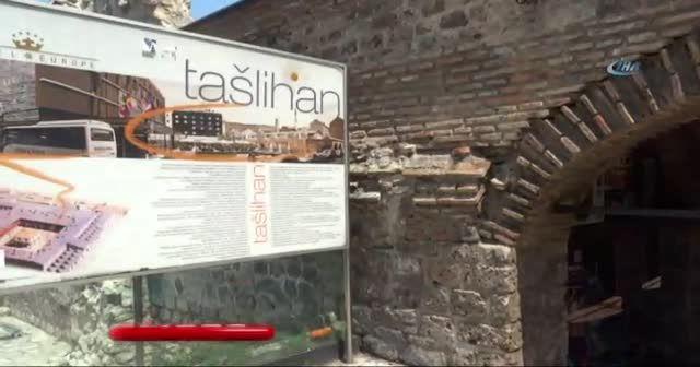 Saraybosna'da Osmanlı mirası Taşlıhan yok olma tehlikesi altında