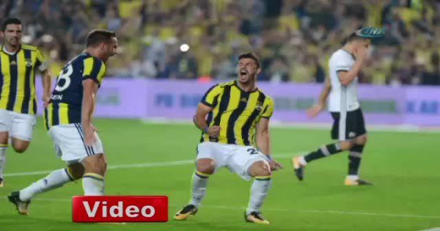 Fenerbahçe: 2-1 Beşiktaş