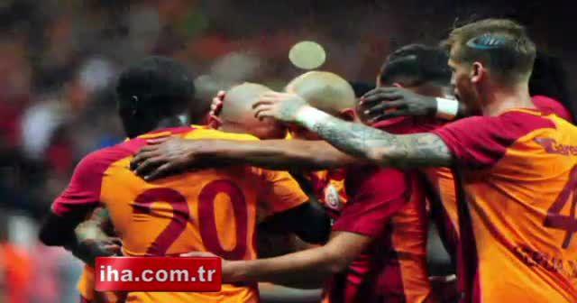 Galatasaray 3-2 Karabükspor