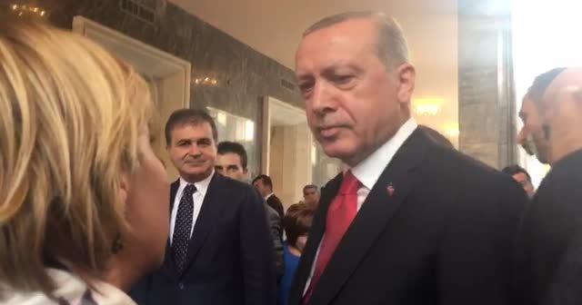 Erdoğan: HDP'lilerin yeri Kandil biliyorsunuz