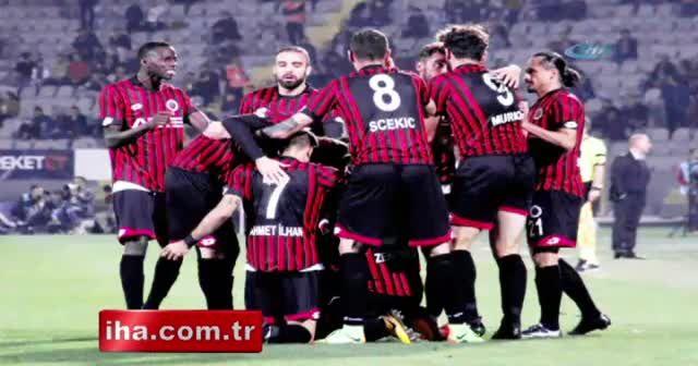 Gençlerbirliği 2 Beşiktaş 1