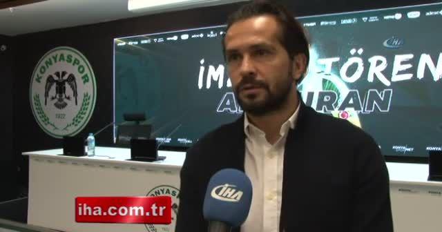Ali Turan: 'Marsilya maçı final niteliğinde olacak'