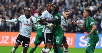 Beşiktaş Akhisar'ı deviremedi