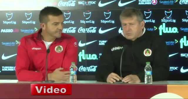Safet Susic: 'Maçtan önce çok fazla ümidim yoktu'