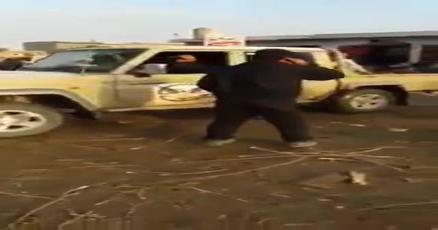 Türkmen şehrinde intihar saldırısı