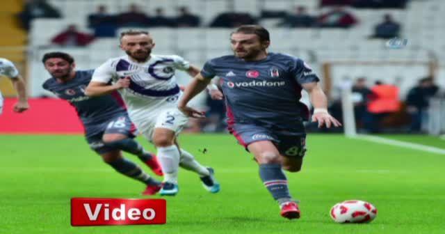 Beşiktaş 4 Osmanlıspor 1