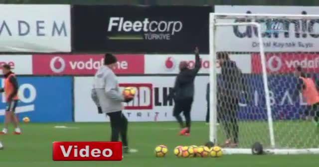 Beşiktaş'ta Sivasspor maçı hazırlıkları başladı