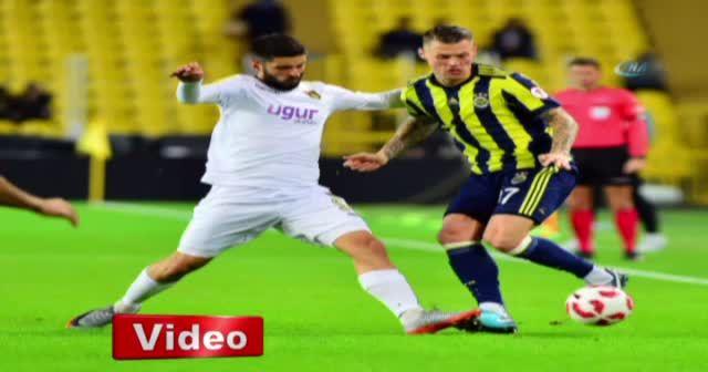 Fenerbahçe 2 İstanbulspor 0