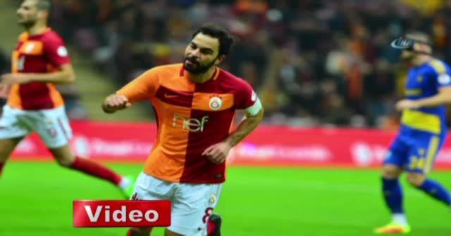 Galatasaray Bucaspor Maç Sonu