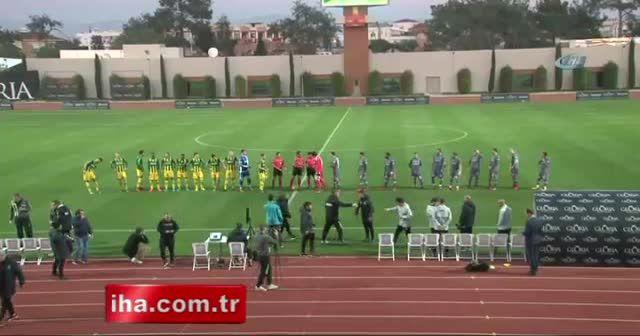 Beşiktaş hazırlık maçında Den Haag ile 2-2 berabere kaldı