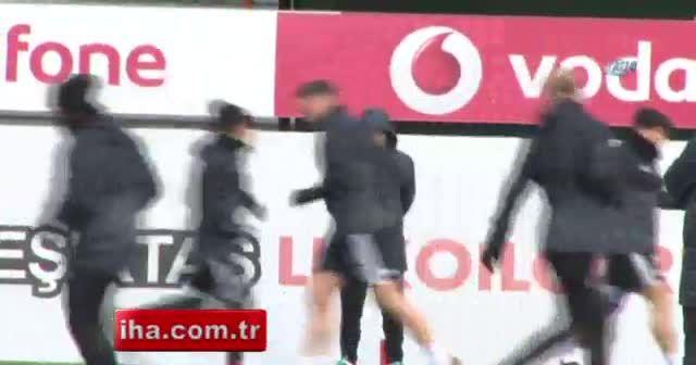 Beşiktaş, Kasımpaşa maçı hazırlıklarını sürdürdü !