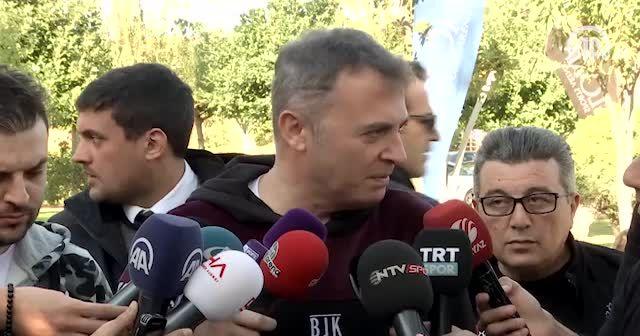 Fikret Orman: Türk futbolunda marka değeri yükselmeli