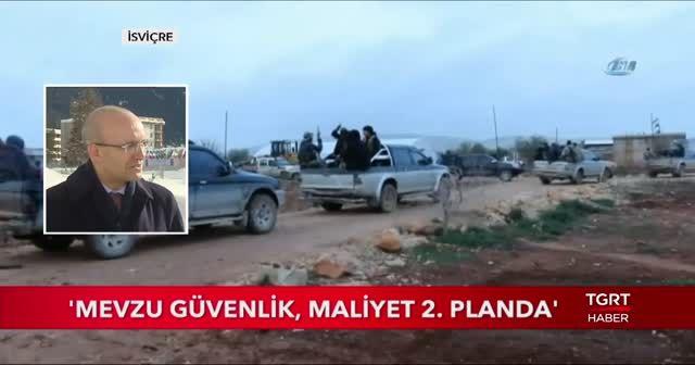 Mehmet Şimşek: Mevzu Güvenlik, Maliyet 2. Husustur