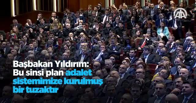 Yıldırım: Yeni bir reform paketini Meclis'e getireceğiz