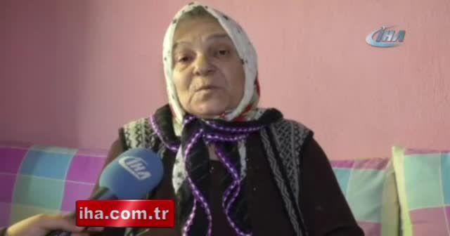 Yaşlı kadına eski damattan 150 bin TL borç