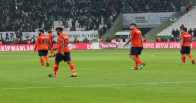 Konyaspor Başakşehir Maç Sonu