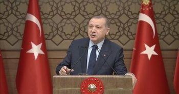 Erdoğan: 1 milyon vatandaşını öldüren bir katille biz neyi konuşacağız