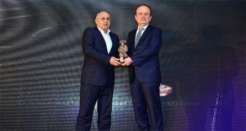 Türkiye Atletizm Federasyonu'ndan İHA'ya ödül