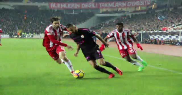 Sivasspor Galatasaray Maç Sonu