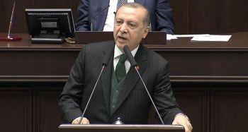 Cumhurbaşkanı Erdoğan: 'Batsın sizin kararınız'