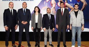 Elif Özdemir: 'Türkiye için başarılı basketbolcular yetiştirmek istiyoruz'