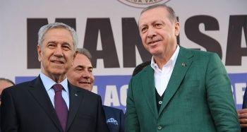 Arınç: 'Ben iyi bir AK Partiliyim'