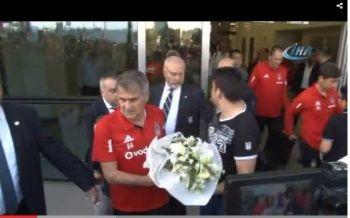 Beşiktaş Akhisar maçı sona erdi