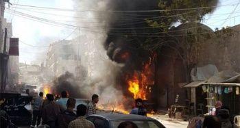 El Bab'da bir patlama daha meydana geldi