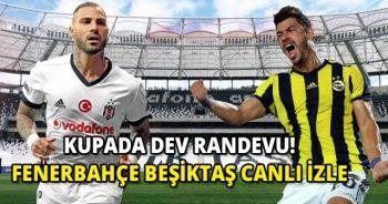 Fenerbahçe Beşiktaş ATV canlı izle