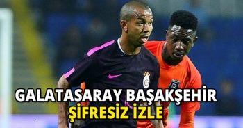 Galatasaray Başakşehir Şifresiz İZLE